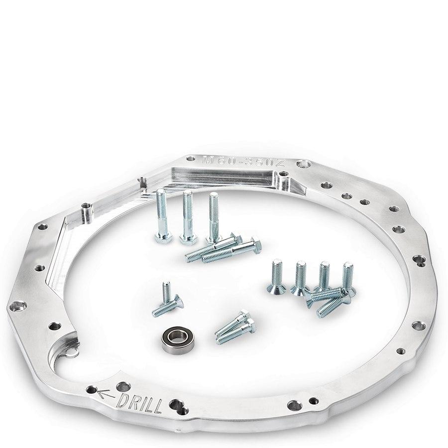 Adapter skrzyni biegów BMW M60/M62/S62 - Nissan 350Z manual - GRUBYGARAGE - Sklep Tuningowy